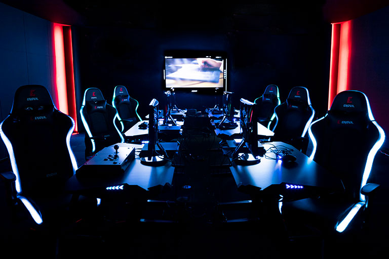 e-スポーツルーム